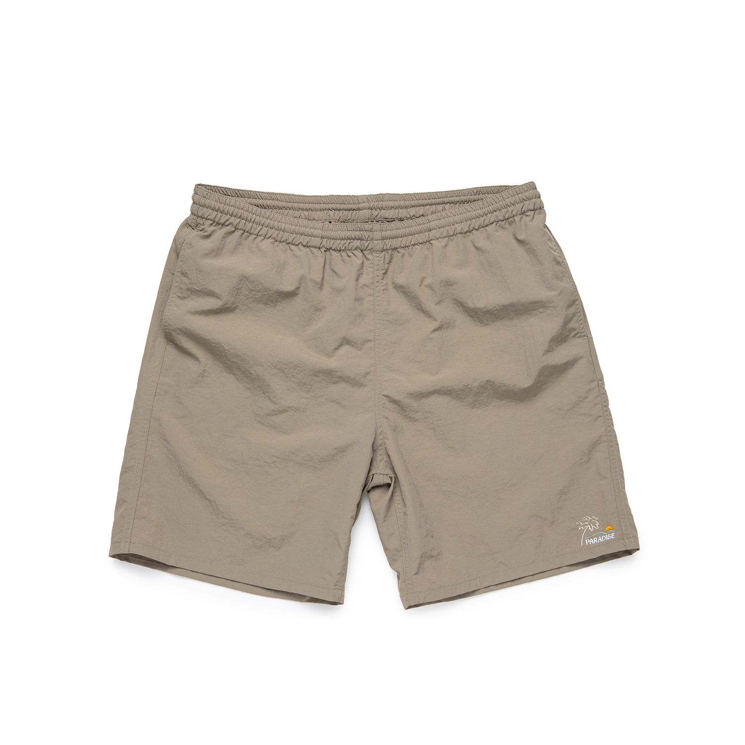 "Paradise Easy Shorts ""TAN"""
