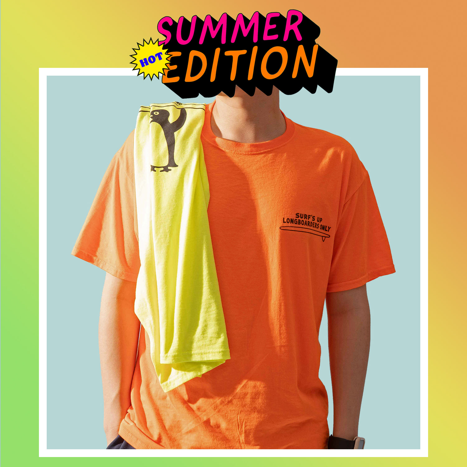 BIGWAVE HOT SUMMER NEON CAPSULE